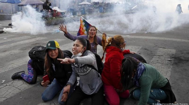Bolivia: 31 Dead During Repression