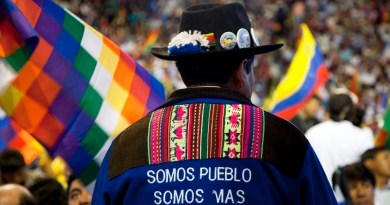 Bolivia - The Danger of Neoliberalism with Fascist Characteristics