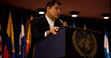 """President Correa to Jacobin: """"Clearly What Happened in Bolivia Was a Coup"""" (Interview)"""