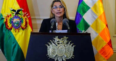 Bolivia's New Puppet Regime Wastes No Time Aligning With US Foreign Policy