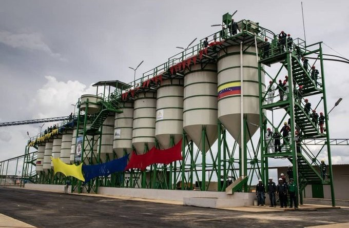 Venezuela Unveils First Gold Processing Complex in Mining Arc
