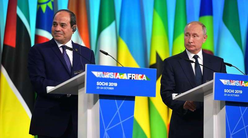 What are the Outcomes of First-ever Russia-Africa Summit?