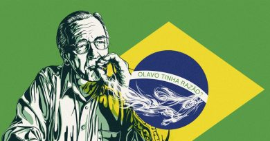 Meet the Intellectual Founder of Brazil's Far Right