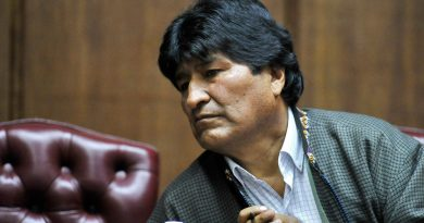 Morales's Coup Fits a Long Pattern in Bolivian History