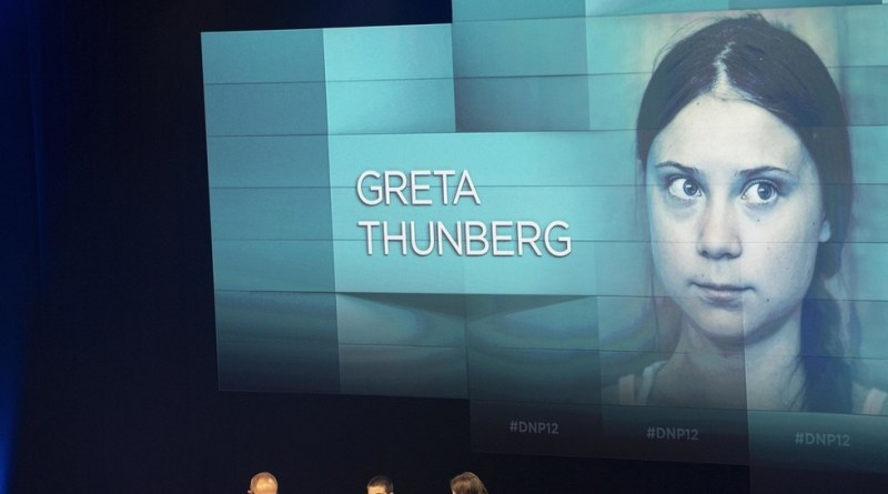 Surprise! Greta Thunberg BIOPIC reveals cameras were rolling from day one of her 'viral' rise
