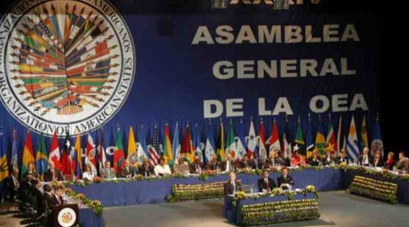 US and Almagro Defeated in the OAS After the Approval of a Caricom Resolution on Bolivia