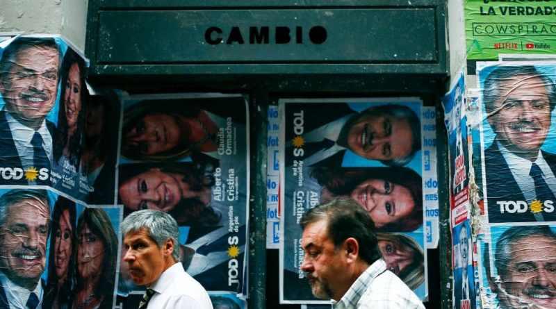 Argentina Steps into the Post-Macri Era