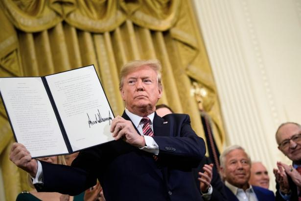 The Real Purpose of Trump's Executive Order on Anti-Semitism