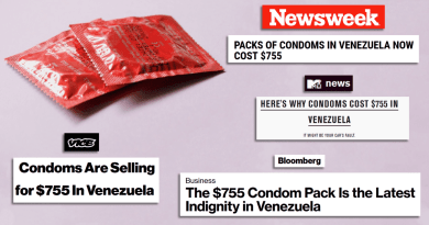 """Sexy Tricks"": How Journalists Demonize Venezuela's Socialist Government, in Their Own Words"