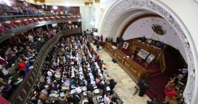 Parliamentary Immunity Withdrawn From Four Anti-Chavista Deputies (Conspiracy and Rebellion)