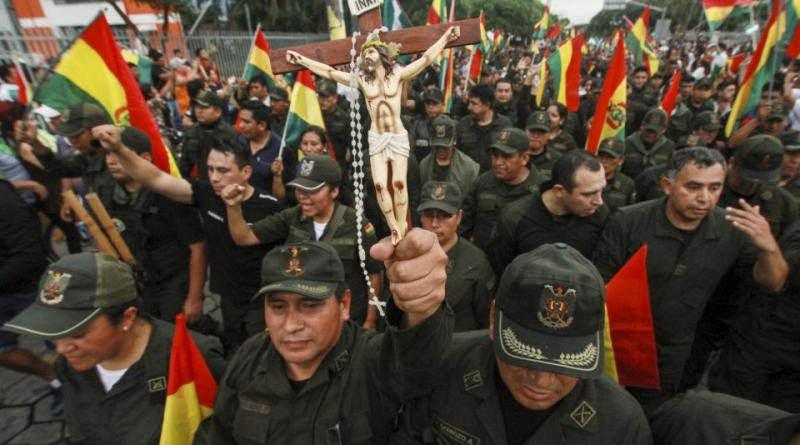 Bolivia and Balkanization: The Imperial Mirror of the Future of Latin America