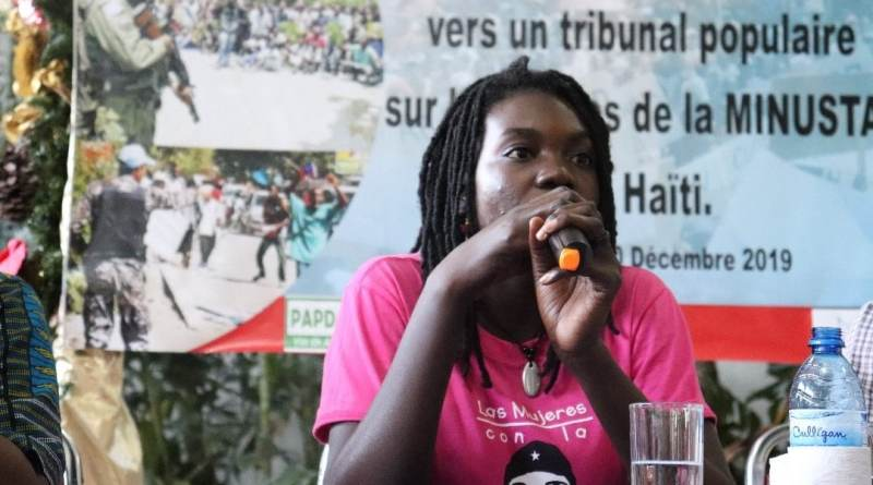 International Colloquium Denounces Crimes of UN Mission in Haiti