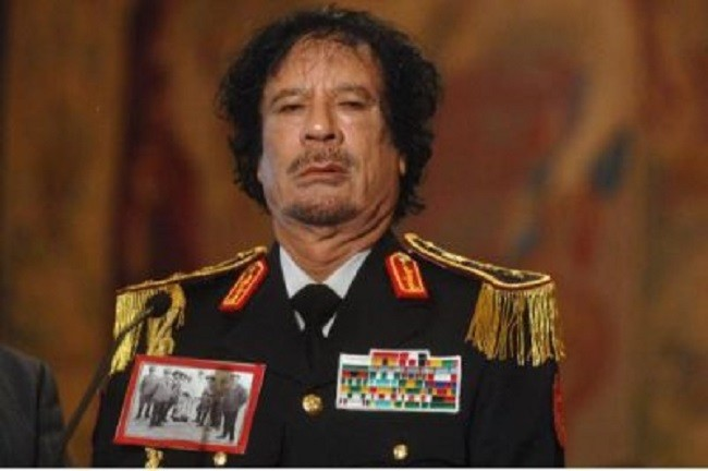 Libya: Before and After Muammar Gaddafi. Dramatic Collapse in the Standard of Living