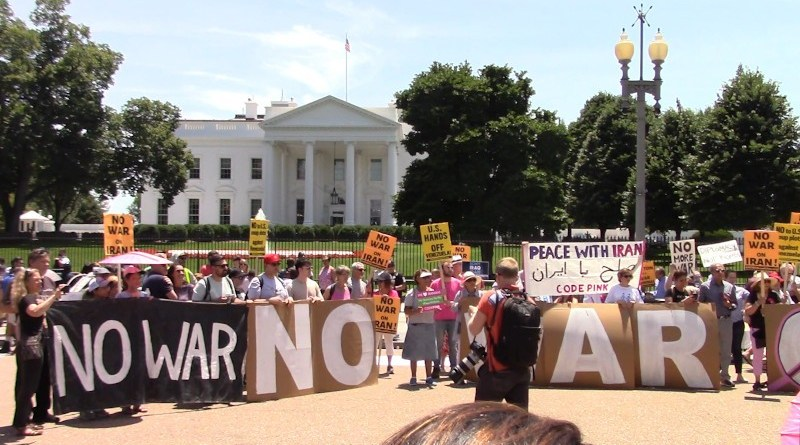 "US: Emergency Actions Nationwide Tomorrow Saturday, January 4 - ""No war on Iran. US out of Iraq and the Middle East"""