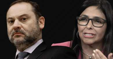 US Outraged by Spanish Insubordination - VP Delcy Rodriguez and Minister Jose Luis Abalos Meeting (Sanctions)