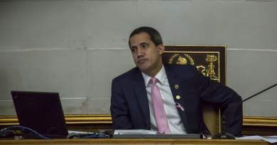A New National Assembly Board to be Chosen Today in Venezuela