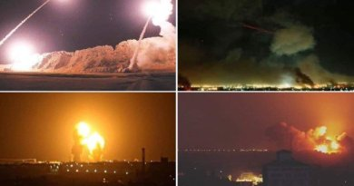 IRGC Targets US Airbases in Iraq in Response to General Soleimani Assassination (LIVE UPDATE)