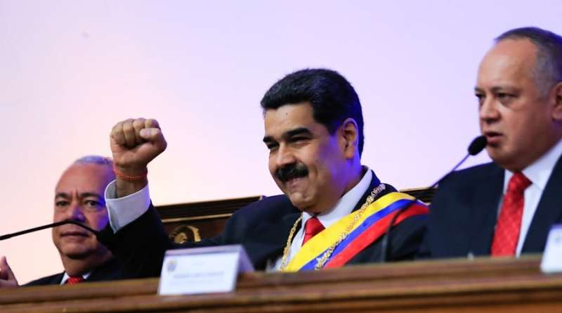 Highlights of President Maduro's Annual Message