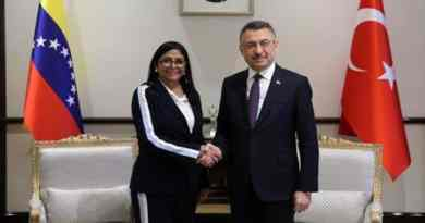 Delcy Rodriguez in Turkey: Venezuela Ratifies Ties of Brotherhood and Bilateral Cooperation