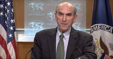 """Elliott Abrams: US Government Will Again Fund Guaidó and the """"Free Press"""" in 2020 (Video)"""