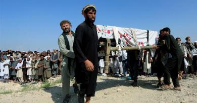 US Strike Targeting Taliban Commander Causes 60 Civilian Deaths