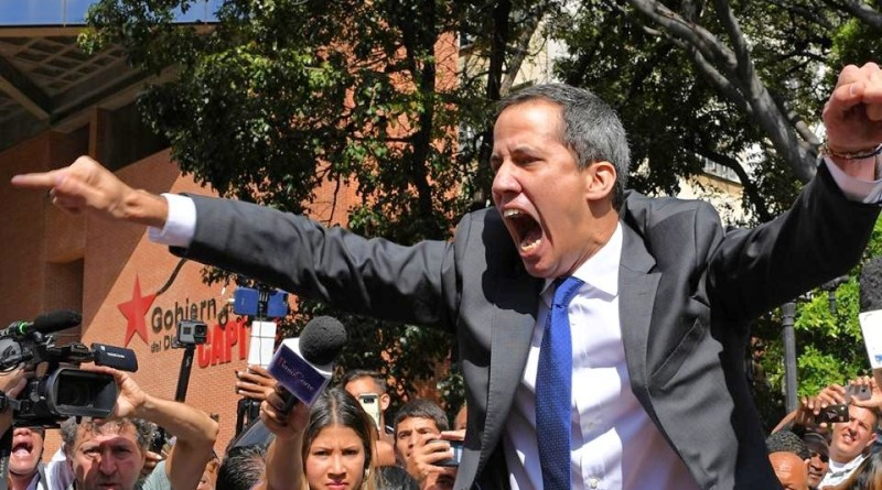 In Venezuela, Reactionary Guaidó Humiliated by National Assembly Defeat