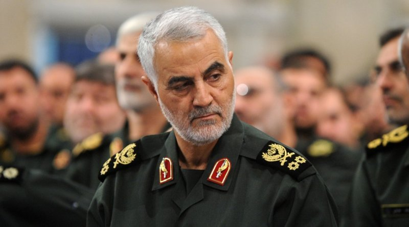 "ISIS Praises US Assassination of Qassem Soleimani, Calls it ""Act of God"""