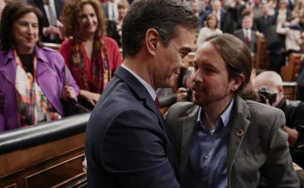 Spain Just Formed Its First Left Coalition Government in More Than 80 Years