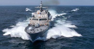 Psychological or Intelligence Operation? USS Warship Detroit Sailed Near Venezuelan Coasts