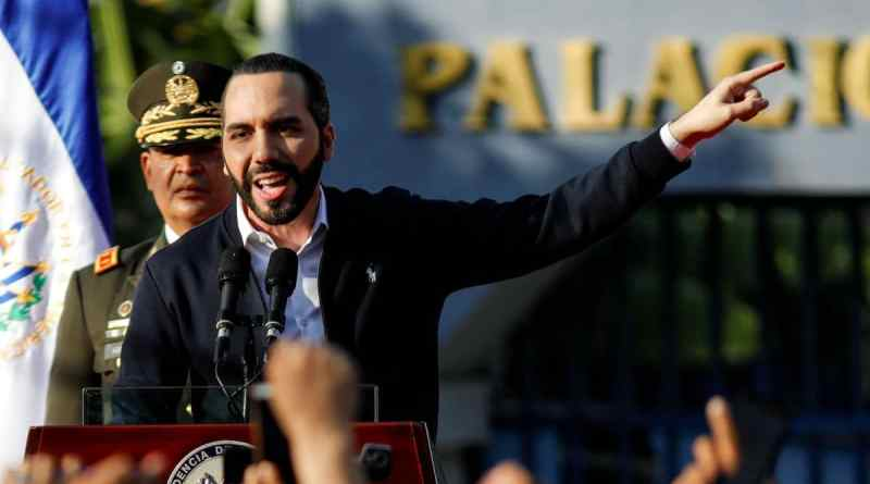 El Salvador Supreme Court Rules President Cannot Call Parliment