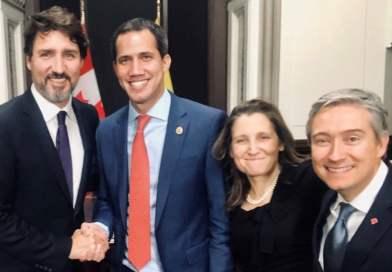Trudeau's Extraordinary Campaign to Overthrow Maduro