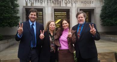 Mistrial Declared in Kafkaesque D.C. Trial of Venezuela Embassy Protectors