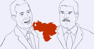 Trump's Imaginary World, Maduro's Real World
