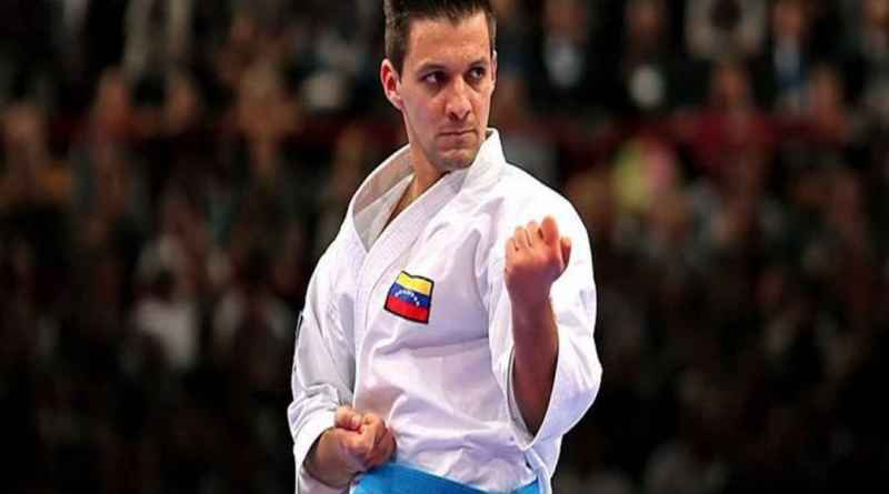 Antonio Díaz is ranked seventh for Tokyo 2020