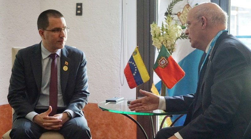 Portuguese Communist Party on the Recent Worsening of Portugal's Relations with Venezuela (Statement)