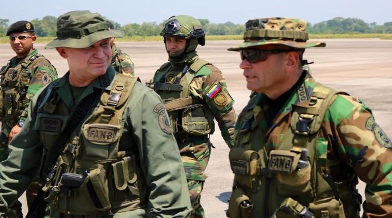 CEOFANB Commander: Military Drills Guarantee Venezuela's Defense