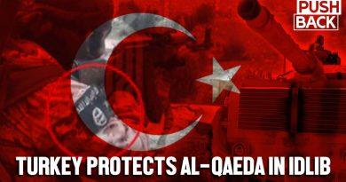 Turkey, US protect Al Qaeda in Idlib and Worsen Syria's Suffering (Interview)