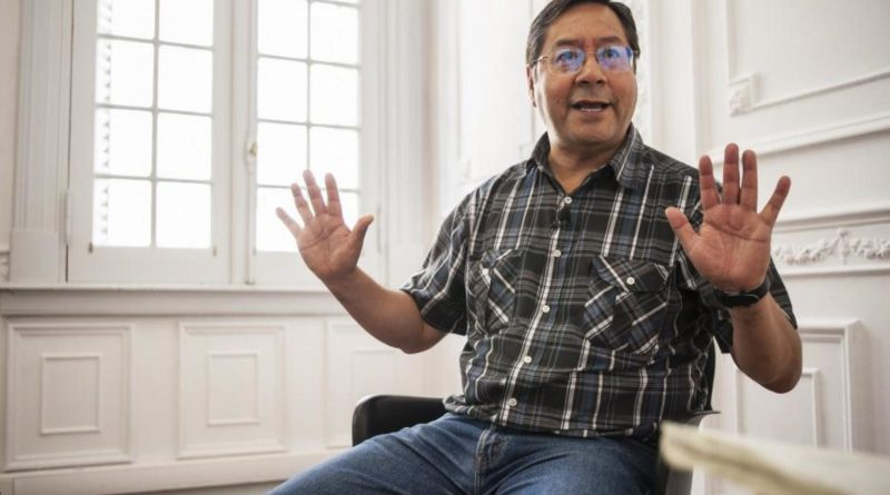 """Bolivia's Luis Arce: """"In Three Months They Destroyed the Bolivian Economy"""" (Interview)"""