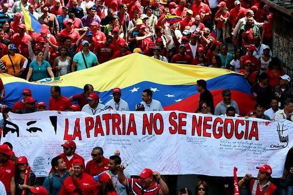 Fighting for Venezuela is Fighting for the Independence of Our America