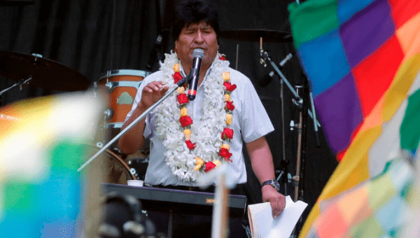Bolivia's Electoral Body Disqualifies Evo Morales' Candidacy