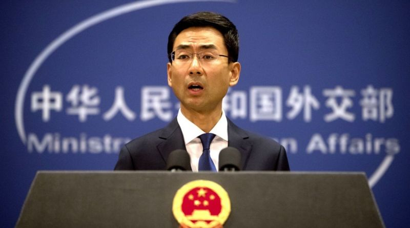 China Asks for Unilateral Sanctions Against Venezuela to Stop