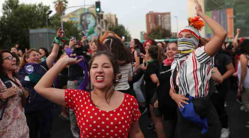 """""""Our Role is Central"""": More 1han 1m Chilean Women to March in Huge Protest"""