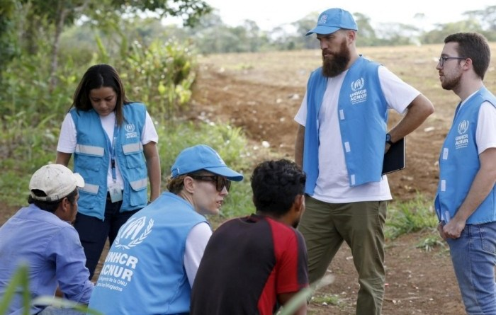 UNHCR Lies About Nicaragua - Standard Western Reporting