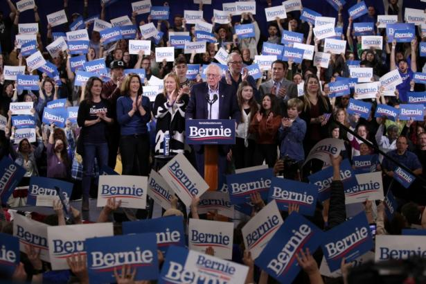 Bernie Had a Rough Night, But Make No Mistake: He Can Still Win This Thing