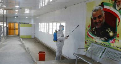 Iran Pleads for Medicine as it Fights Epidemic Under Sanctions - #SanctionsKill