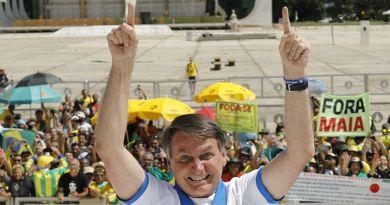 "Brazil's Bolsonaro Closes the Border With Venezuelan ""Dictatorship"" Allegedly Due Covid-19 Concerns"