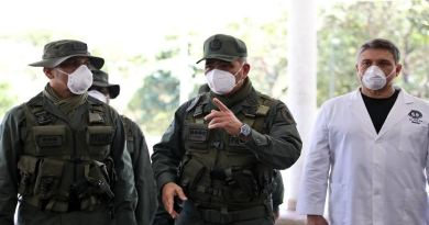 Bolivarian Shield Exercise will Carry Out Lockdown Drills for Cities and Communities on Sunday