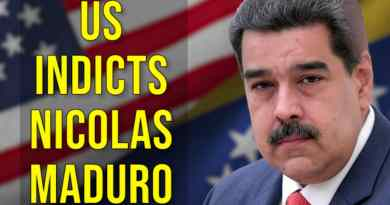 "US Indicts Nicolas Maduro for ""Narcoterrorism"" - An Interview with Vijay Prashad"