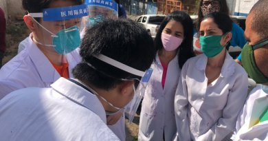 """Chinese Expert in Caracas: """"Venezuelan Containment Very Positive on Screening, Quarantine and Treatment"""" - Join House by House Visits"""