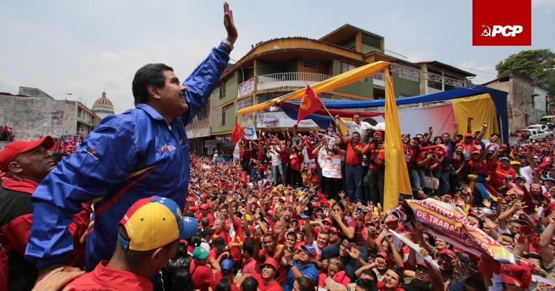 Portuguese Communist Party Condemns New Putschist Provocation by the US Against Venezuela